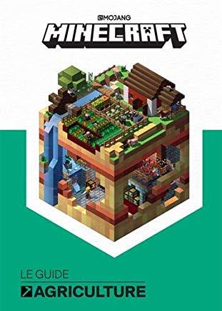livre minecraft guide agriculture