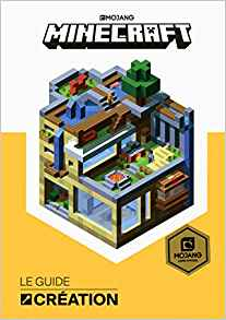 livre minecraft guide creation