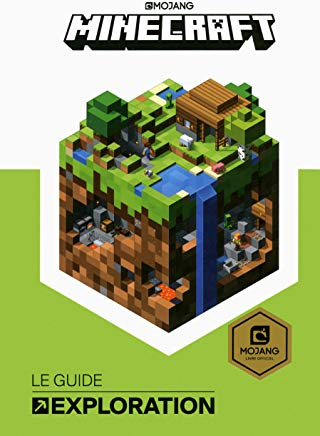 livre minecraft guide exploration