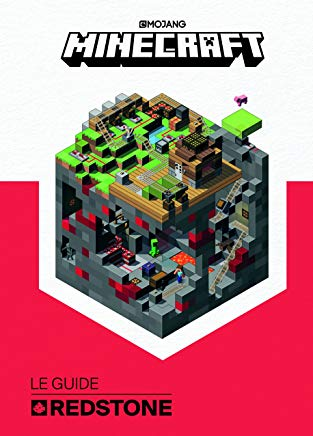 livre minecraft guide redstone