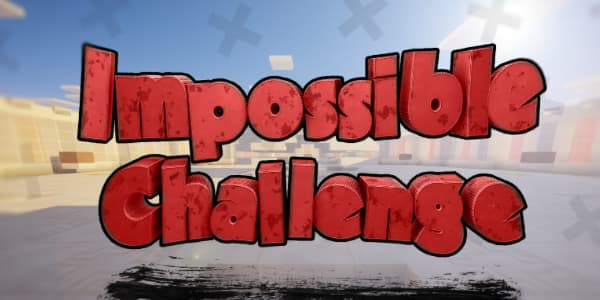 [Map] Impossible Challenge [1.13.2]