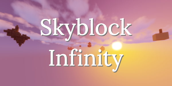 [Map] Skyblock Infinity [1.13.2]