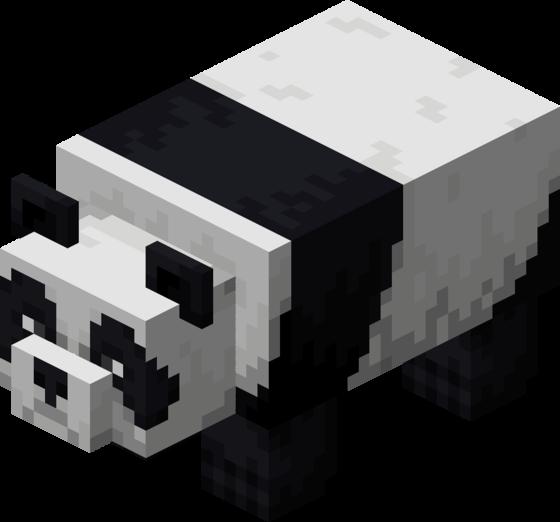 minecraft 1.14 panda