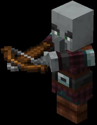 minecraft 1.14 pillard