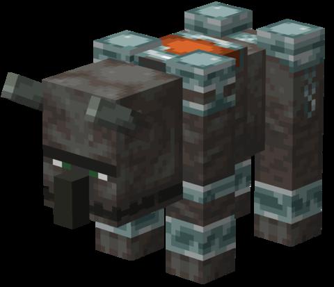 minecraft 1.14 ravageur