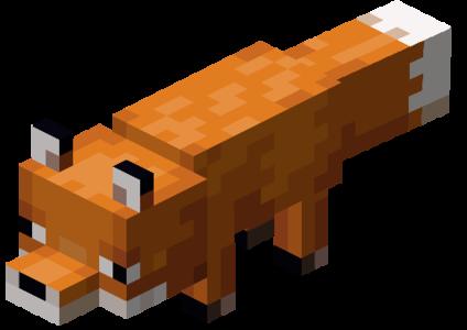 minecraft 1.14 renard