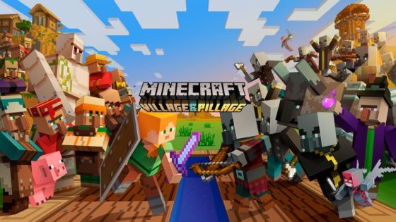 Minecraft 1.14 mise a jour village et pillage