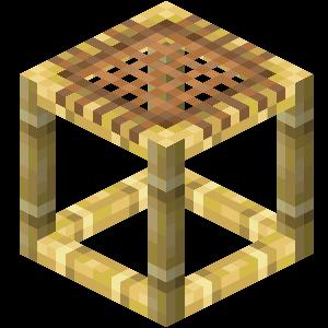 minecraft 1.14 échafaudages