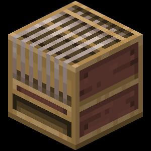 minecraft 1.14 métier à tisser