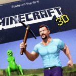 Minecraft 3D : Jeu Minecraft de 1994