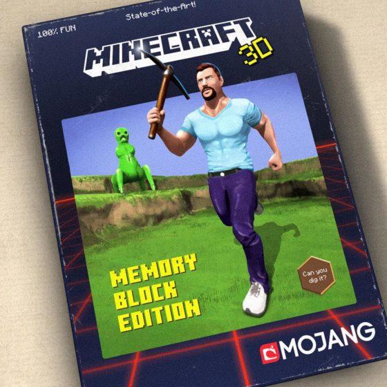 minecraft 3D le jeu