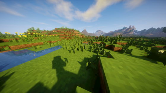 pack textures 8 bits herbe shader