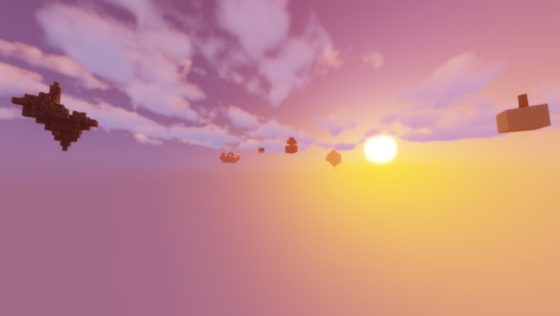 skyblock infinity ciel