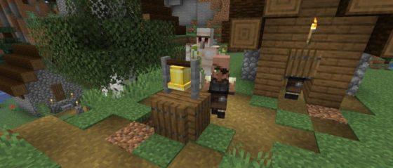 snapshot 19w14a minecraft 1.14
