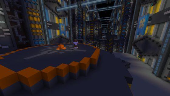 terminal velocity map minecraft objectif
