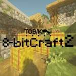 [Pack de Textures]  8 Bit Craft 2 – 1.13 → 1.15