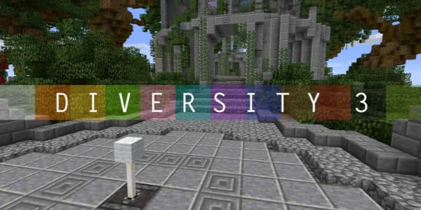[Map] Diversity 3 [1.13.2]