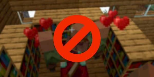 Depuis la mise à jour 1.14 de Minecraft, les villageois sont hors de contrôle !