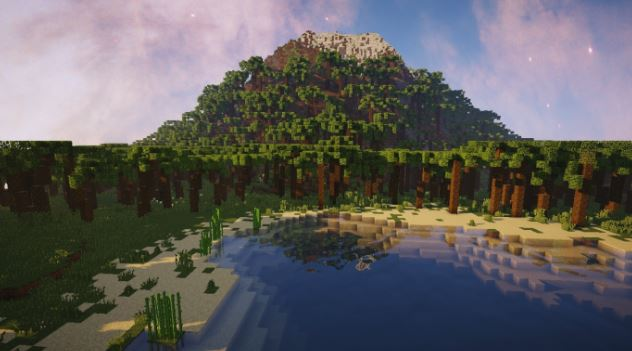 map minecraft aquarii 51 montagne