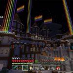 Il construit un château arc-en-ciel pour soutenir son ami gay rejeté par ses parents