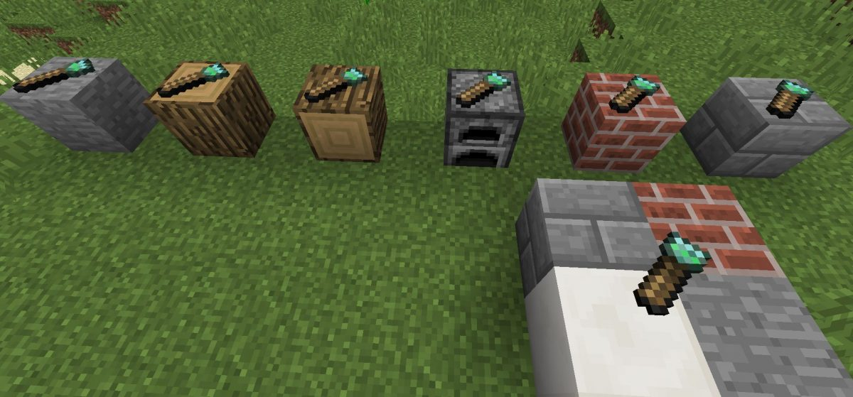 cisailles mod minecraft chisels bits