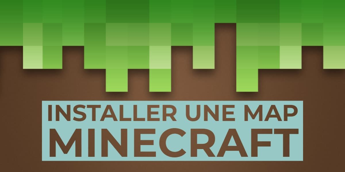 Comment Installer une Map Minecraft en 2min ? | Minecraft.fr on
