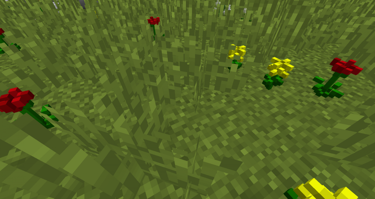 Pack de Textures Default 3D Fleurs
