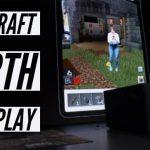 Minecraft Earth : Une première vidéo de gameplay