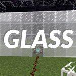 [Mod] Glass [1.12.2]