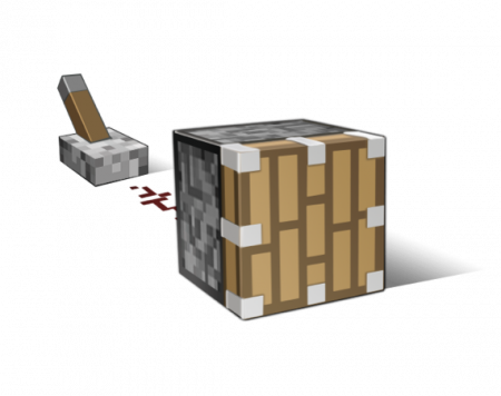mod minecraft piston