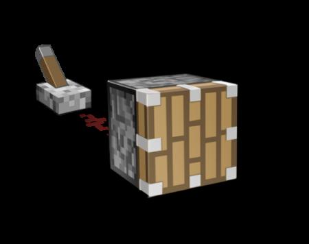 mod minecraft piston