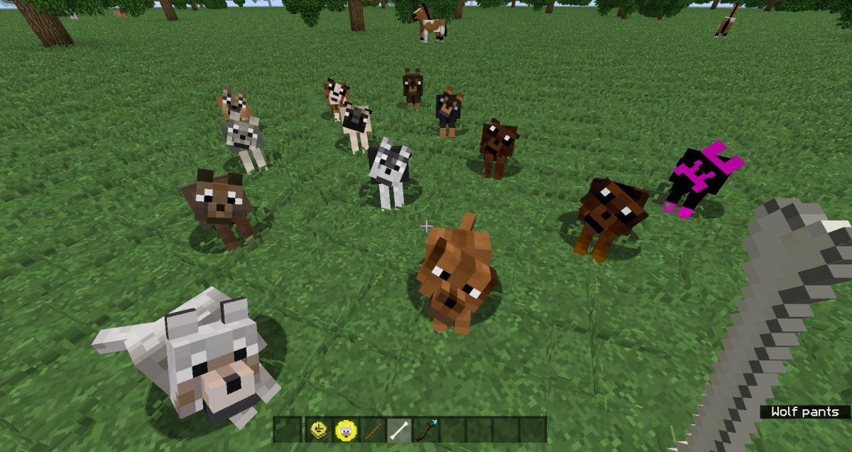 doggy talents mod minecraft textures chiens