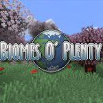 [Mod] Biomes O' Plenty – 1.7.10 → 1.14.4