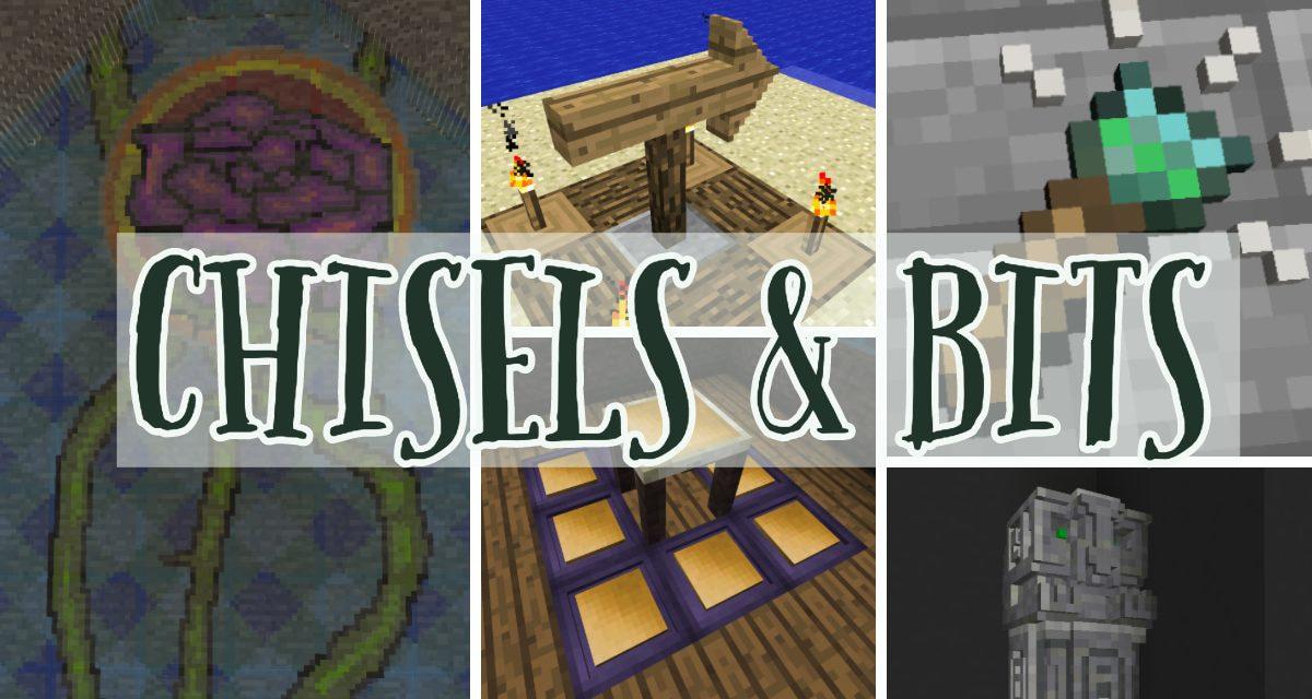 Chisels and Bits – Mod – 1.8.9 → 1.12.2 / 1.16.3