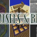 [Mod] Chisels and Bits – 1.8.9 → 1.12.2