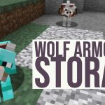 [Mod] Wolf Armor and Storage [1.10.2 – 1.12.2]