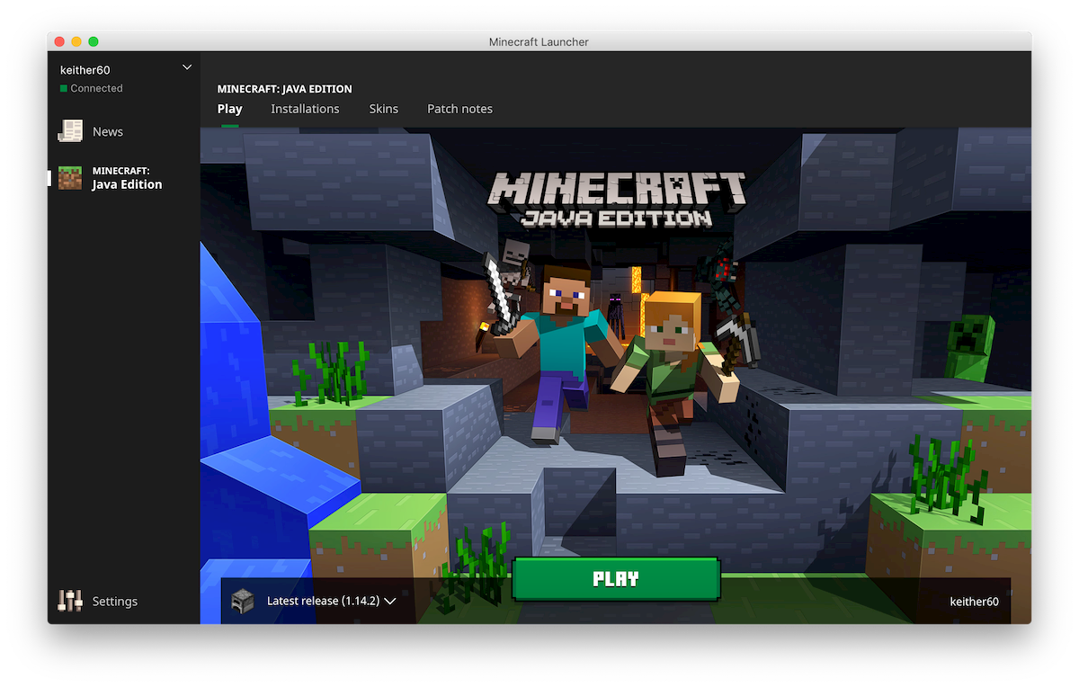 nouveau launcher beta minecraft 2019