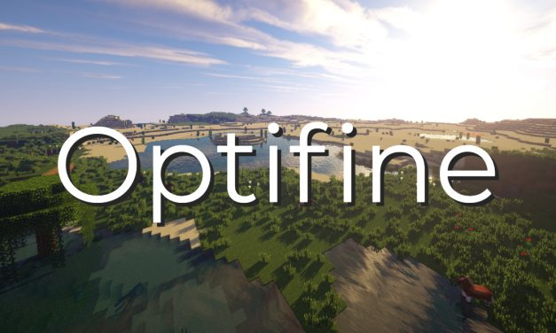 OptiFine – Mod : 1.7.10 → 1.16.5