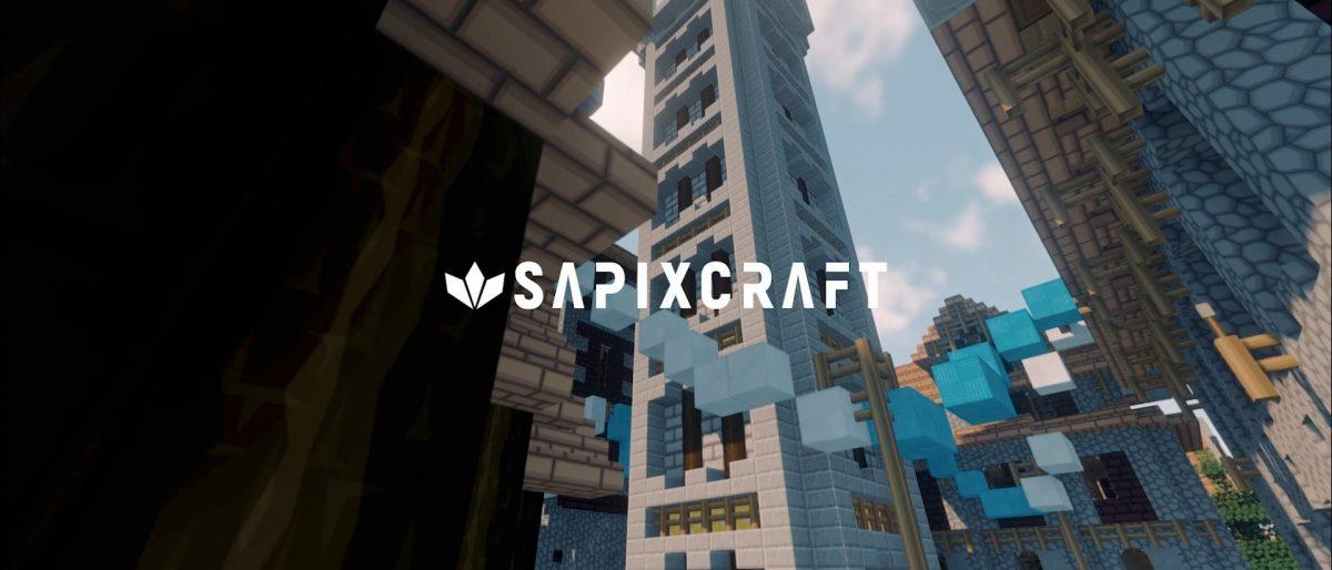 sapixcraft pack texture minecraft ville