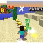 [Vidéo] Super Minecraft 64 DS