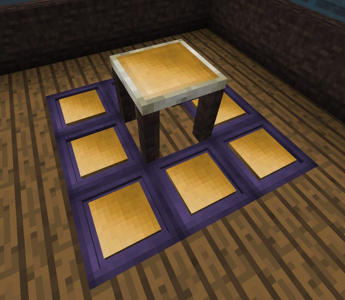 table mod minecraft chisels bits