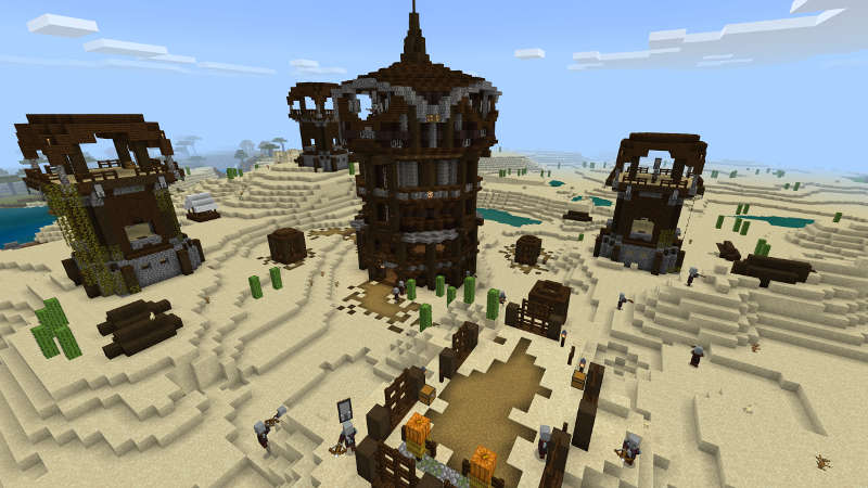 the traveling trader map minecraft bedrock forteresse