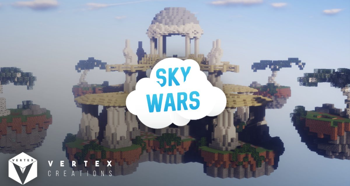 [Map] Vertex Skywars – 1.14.3