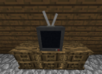 post modern tv MrCrayfish's Furniture Mod