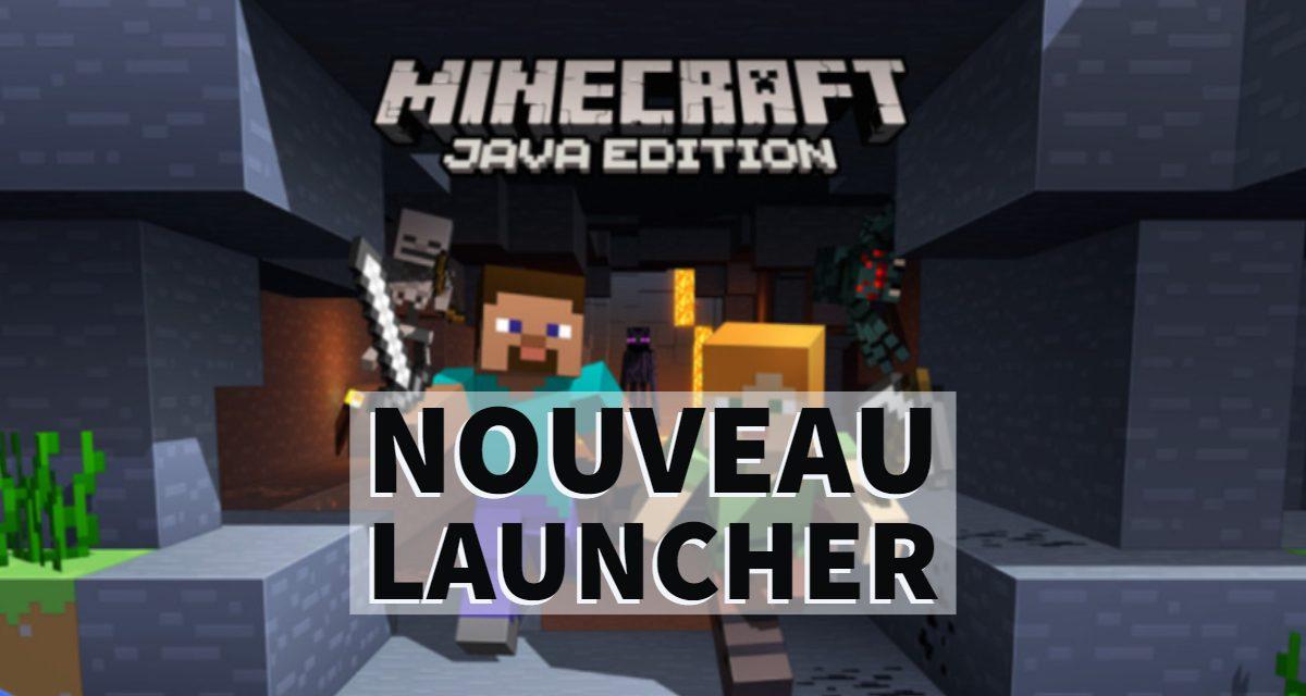 Nouveau launcher Minecraft : Télécharger & Installer