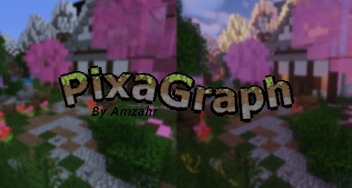 [Pack de Textures] PixaGraph – 1.11 → 1.16
