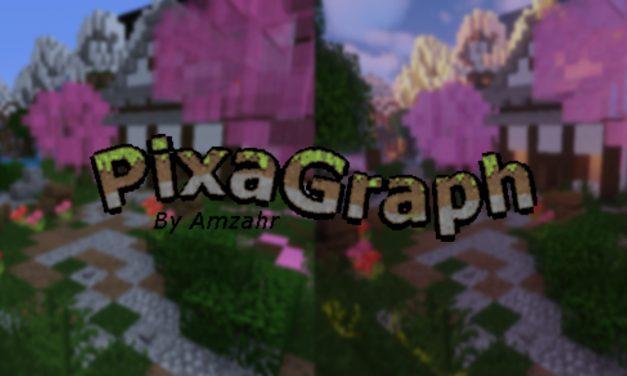 [Pack de Textures] PixaGraph – 1.11 → 1.17
