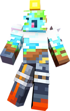 skin beta minecraft earth