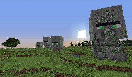 Stonehenge dans Minecraft 🗿