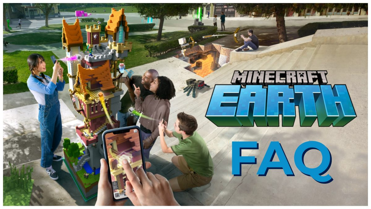 questions réponses minecraft earth